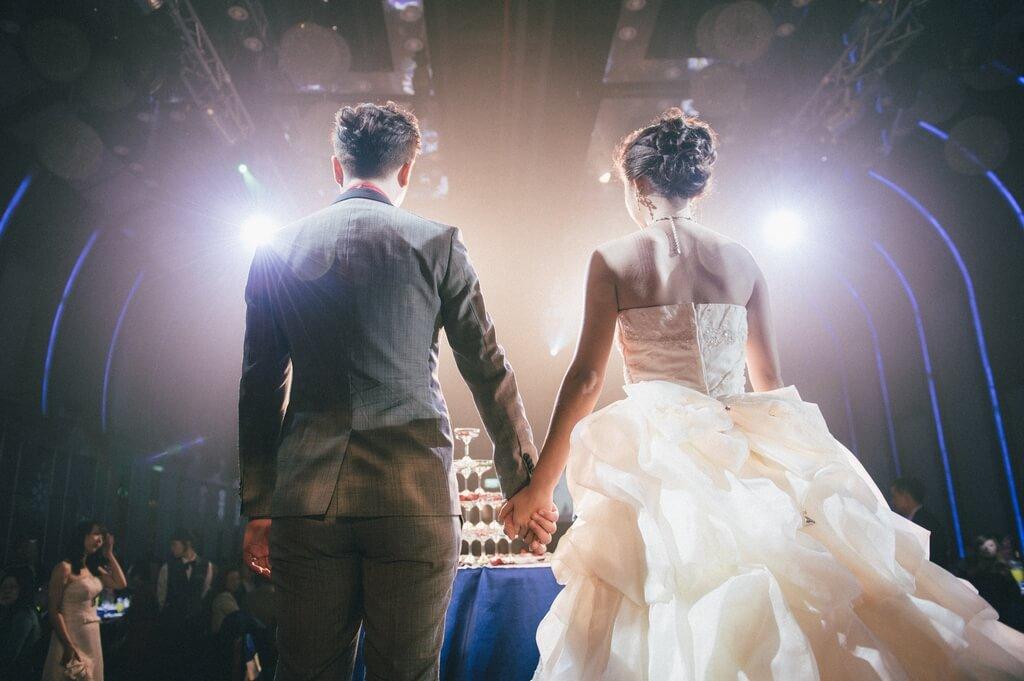 婚攝亞倫婚禮紀錄,台北晶華酒店