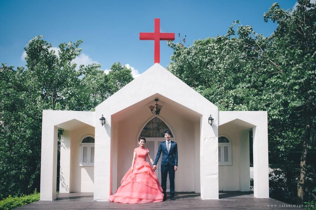 婚攝亞倫婚禮紀錄,桃園大溪山水