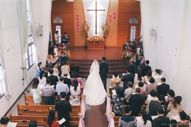 婚攝亞倫婚禮紀錄,龍潭儷宴