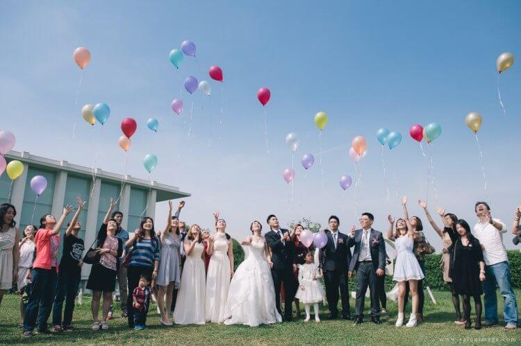 婚攝亞倫婚禮紀錄,台中心之芳庭
